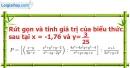 Bài II.1 phần bài tập bổ sung trang 42 SBT toán 8 tập 1