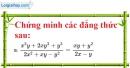 Bài 10 trang 26 SBT toán 8 tập 1