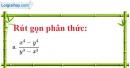 Bài 3.1 phần bài tập bổ sung trang 27 SBT toán 8 tập 1