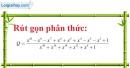 Bài 3.2 phần bài tập bổ sung trang 27 SBT toán 8 tập 1