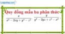 Bài 4.1 phần bài tập bổ sung trang 28 SBT toán 8 tập 1