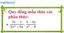 Bài 14 trang 27 SBT toán 8 tập 1