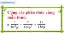 Bài 18 trang 28 SBT toán 8 tập 1