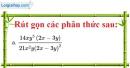 Bài 9 trang 26 SBT toán 8 tập 1