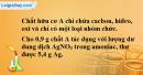 Bài 46.10 trang 75 SBT hóa học 11