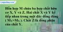 Bài 46.12* trang 75 SBT hóa học 11
