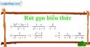 Bài 26 trang 31 SBT toán 8 tập 1