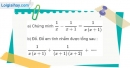 Bài 28 trang 31 SBT toán 8 tập 1
