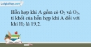 Bài 29.11 trang 65 SBT Hóa học 10