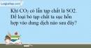 Bài 32.4 trang 68 SBT Hóa học 10