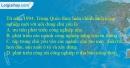Câu 3 trang 68 SBT địa 11