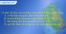 Câu 5 trang 78 SBT địa 11