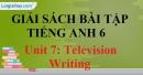 Writing - trang 8 Unit 7 SBT tiếng Anh lớp 6 mới