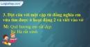 B. Hoạt động thực hành - Bài 1A: Lời khuyên của Bác