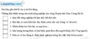 Câu 2 trang 63 SBT địa 9