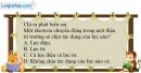 Bài 21.8, 21.9, 21.10 trang 57 SBT Vật Lí 12