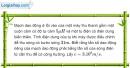 Bài 23.9 trang 61 SBT Vật Lí 12
