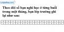 Bài 5 trang 6 SBT toán 7 tập 2