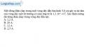 Bài 21.5 trang 51 SBT Vật Lí 11