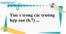 Bài 3 trang 67 Vở bài tập toán 8 tập 2