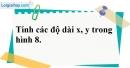 Bài 5 trang 70 Vở bài tập toán 8 tập 2