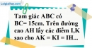 Bài 8 trang 72 Vở bài tập toán 8 tập 2