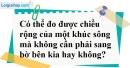 Bài 9 trang 73 Vở bài tập toán 8 tập 2