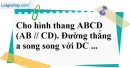 Bài 13 trang 77 Vở bài tập toán 8 tập 2