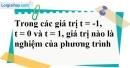 Bài 2 trang 6 Vở bài tập toán 8 tập 2