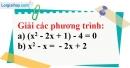 Bài 17 trang 16 Vở bài tập toán 8 tập 2