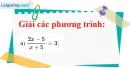 Bài 18 trang 17 Vở bài tập toán 8 tập 2