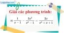 Bài 21 trang 22 Vở bài tập toán 8 tập 2