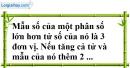 Bài 23 trang 25 Vở bài tập toán 8 tập 2