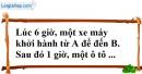 Bài 25 trang 26 Vở bài tập toán 8 tập 2