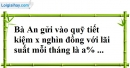 Bài 33 trang 30 Vở bài tập toán 8 tập 2