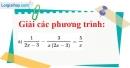 Bài 34 trang 31 Vở bài tập toán 8 tập 2