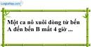 Bài 36 trang 33 Vở bài tập toán 8 tập 2