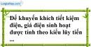 Bài 38 trang 34 Vở bài tập toán 8 tập 2