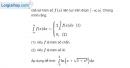 Bài 3.21 trang 172 SBT giải tích 12