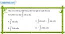 Bài 3.25 trang 173 SBT giải tích 12
