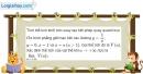 Bài 3.34 trang 178 SBT giải tích 12