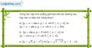 Bài 3.36 trang 179 SBT giải tích 12
