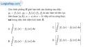 Bài 3.37 trang 179 SBT giải tích 12