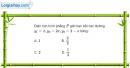 Bài 3.38 trang 179 SBT giải tích 12