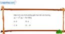 Bài 3.39 trang 180 SBT giải tích 12