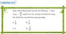 Bài 3.41 trang 180 SBT giải tích 12