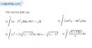 Bài 3.44 trang 180 SBT giải tích 12