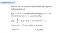 Bài 3.47 trang 181 SBT giải tích 12
