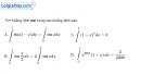 Bài 3.51 trang 182 SBT giải tích 12