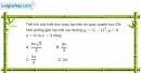 Bài 3.55 trang 183 SBT giải tích 12